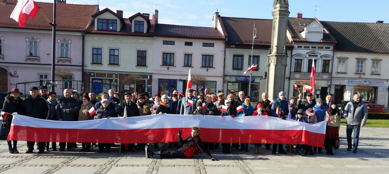 Święto Niepodległości w Kętach