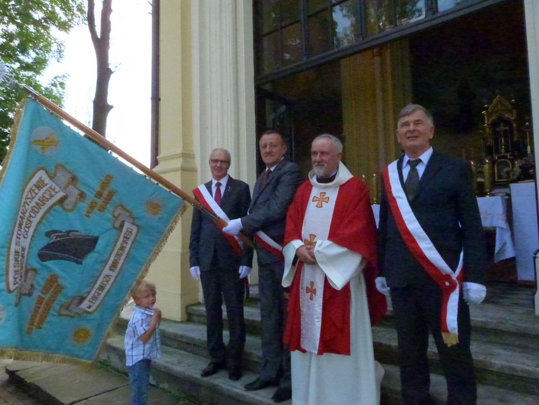 Msza św. w intencji nowego ogniwa w Kętach