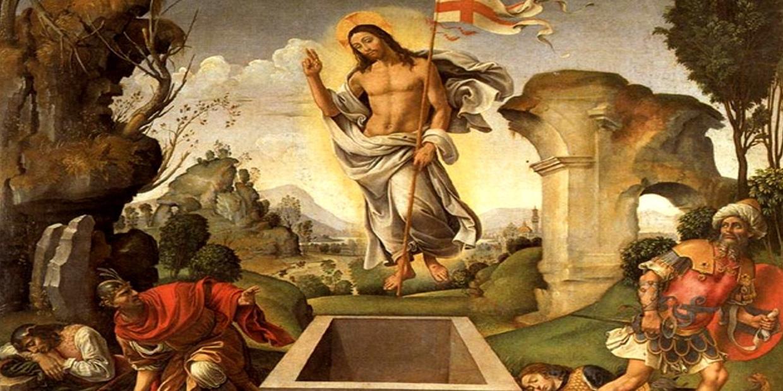 ALLEUJA ! JEZUS ŻYJE …